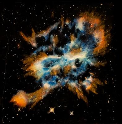 spiral planetary nebula