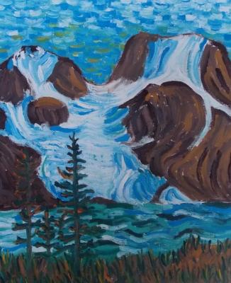 Berg Lake 3