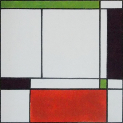 secondary mondrian
