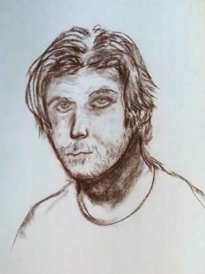 Self Portrait:Pre-proportions