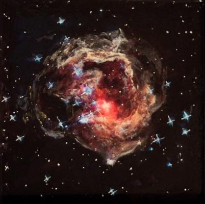 stellar outburst