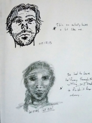 face sketching